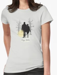 Sleepy Hollow Womens Fitted T-Shirt