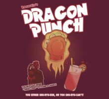 Dragon Punch by mdoydora