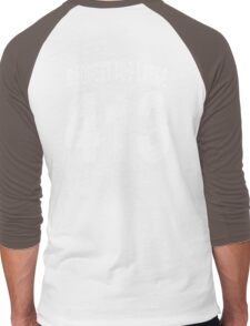 Team shirt - 413 Request Too Large, white letters Men's Baseball ¾ T-Shirt