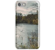 The Rum River iPhone Case/Skin