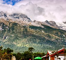 Jade Dragon Snow Mountain by RayDevlin