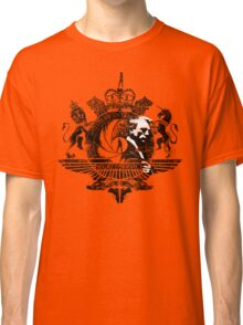 50th Anniversary James Bond Tee_Grunge effect Classic T-Shirt