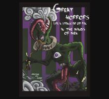 Great Horrors by Oddnation