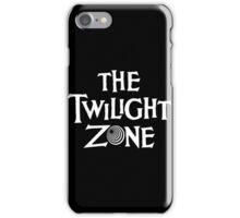 twilight zone iPhone Case/Skin