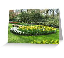 Once Upon a Golden Springtime.... Greeting Card