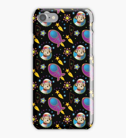 Rocket Monkey - iPhone Case iPhone Case/Skin