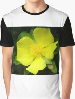 Byron Flower Graphic T-Shirt