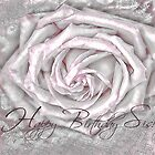 Happy Birthday Sis - Card by Sandra Foster