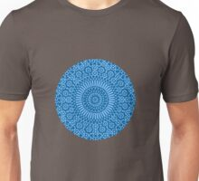 blue throat chakra Unisex T-Shirt
