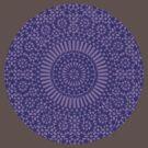 indigo third eye chakra by offpeaktraveler