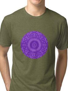 indigo third eye chakra Tri-blend T-Shirt