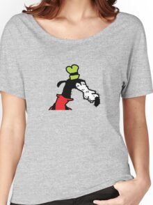 Gooby T-shirt and Sticker Women's Relaxed Fit T-Shirt
