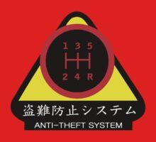 JDM - Anti-Theft System (Pattern 1) (dark) by ShopGirl91706