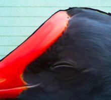 Bird Notes: Trust Sticker