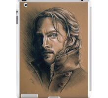 Ichabod iPad Case/Skin