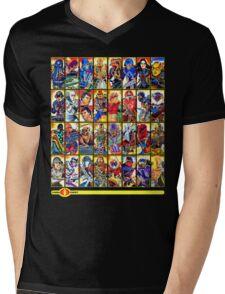 G.I. Joe in the 80s!  Cobra Edition! Mens V-Neck T-Shirt