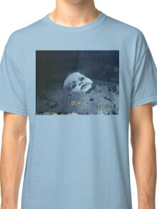 Submersed porcelain MASK Classic T-Shirt