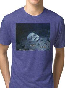 Submersed porcelain MASK Tri-blend T-Shirt