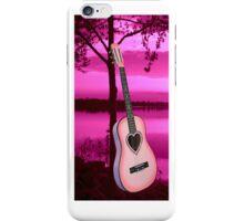✿⊱╮PINK GUITAR IPHONE CASE  ✿⊱╮ iPhone Case/Skin
