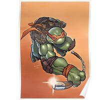 Michelangelo - TMNT Poster