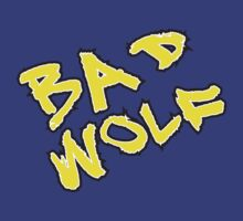 Bad Wolf by Mynameisparrish