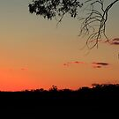 Outback Sunset by Sea-Change