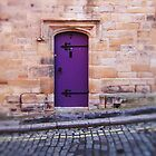 Purple Door by Richard Davis