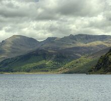 Ennerdale Fells by Jamie  Green
