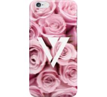 SEVENTEEN 17 Roses iPhone Case/Skin