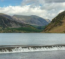 The High Stile Range From Ennerdale by Jamie  Green