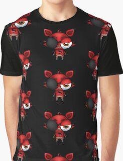 FNaF - Chibi Foxy Graphic T-Shirt