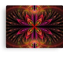Blooming Apophysis Canvas Print