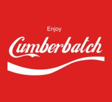 Enjoy Cumberbatch Kids Tee