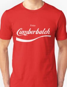 Enjoy Cumberbatch Unisex T-Shirt
