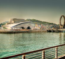 The EXPO 2012 area, Yeosu, South Korea by wulfman65