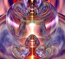 Fat Torus Ascension by Hugh Fathers
