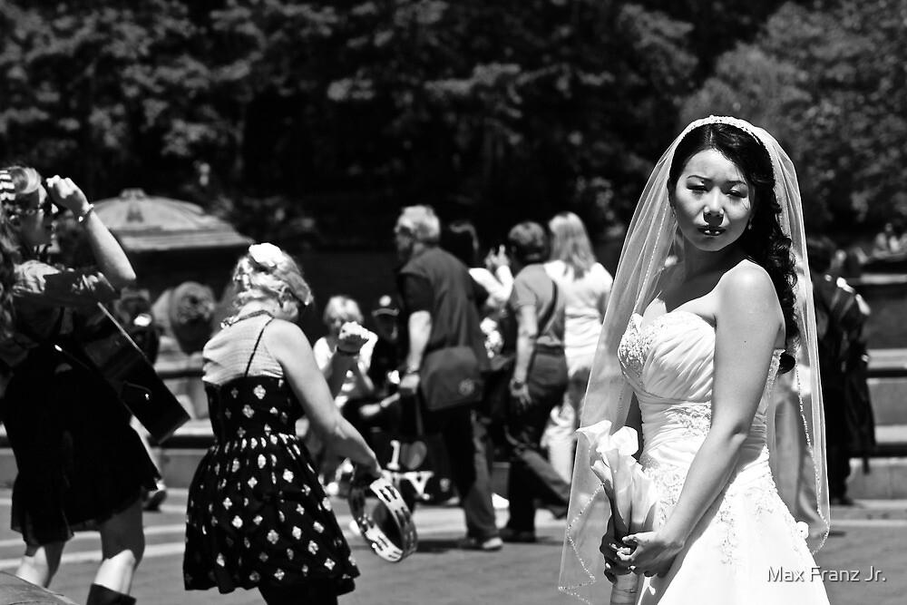 The Bride. by Max Franz Jr.