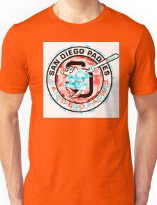 PADRES WHITE Unisex T-Shirt
