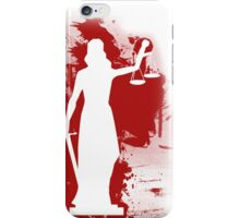 Bloody Statue iPhone Case/Skin
