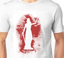 Bloody Statue Unisex T-Shirt