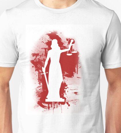 Bloody Statue Unisex T-Shirt