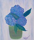 Hydrangeas by Holly Martinson