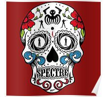 007 spectre skull logo 1 Poster
