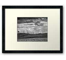 Tablelands Framed Print