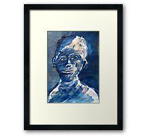 (  Who  Me ? . ) Framed Print