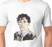 I Believe in Sherlock Unisex T-Shirt