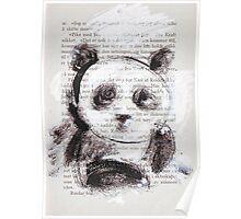 Panda girl 1 Poster