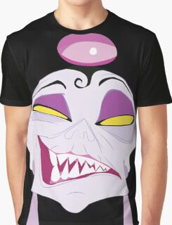 the darker side of Yzma Graphic T-Shirt