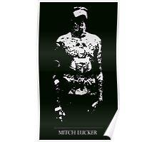Mitch Lucker Poster