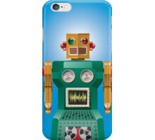 Tin Man No. 1 iPhone Case/Skin